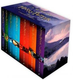 Harry Potter Boxed Set Vol 1-7 Children's Edition