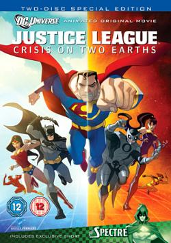 Justice League Crisis on Two Earths Special Edition