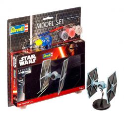 Model Kit 1/110 Model Set TIE Fighter 9 cm