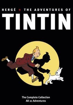 Tintin Box (21 avsnitt)
