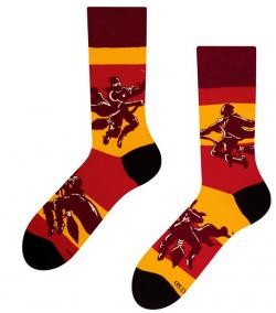 Harry Potter Quidditch Socks size 39-42