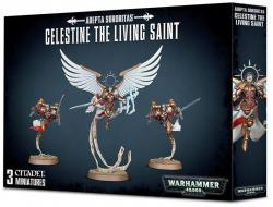 Celestine the Living Saint