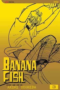 Banana Fish Vol 3