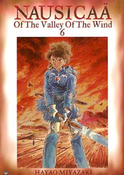 Nausicaä of the Valley of the Wind Vol 6