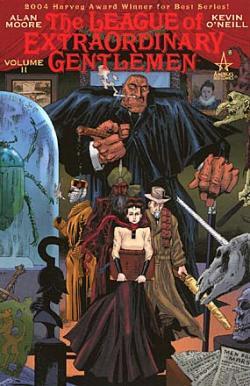 League of Extraordinary Gentlemen Book 2