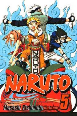 Naruto Vol 5