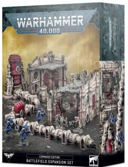 Warhammer 40.000 Command Edition Battlefield Expansion Set