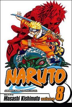 Naruto Vol 8