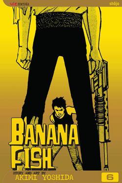 Banana Fish Vol 6