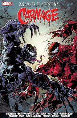 Marvel Platinum: The Definitive Carnage