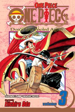 One Piece Vol 3: Don't Get Fooled Again