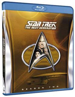 Star Trek the Next Generation Season Two