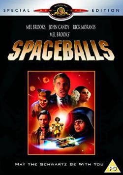 Spaceballs/Det våras för rymden