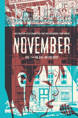 November Vol 1: The Girl on the Roof