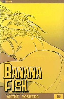 Banana Fish Vol 9