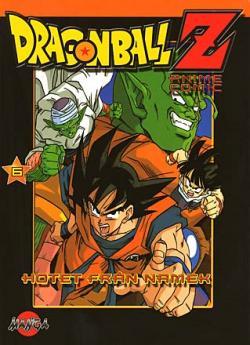 Dragonball Z del 6: Hotet från Namek