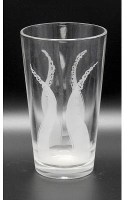 Tentacle glass