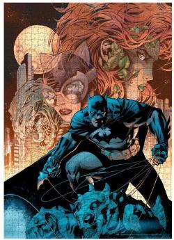 Jigsaw Puzzle Batman Catwoman (1000pc)