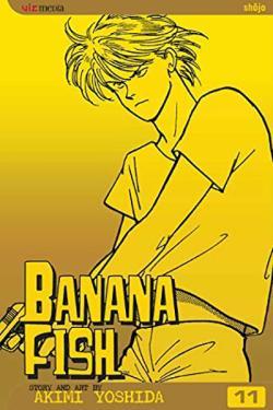 Banana Fish Vol 11