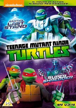 Teenage Mutant Ninja Turtles, Season 4, Volume 3 and 4