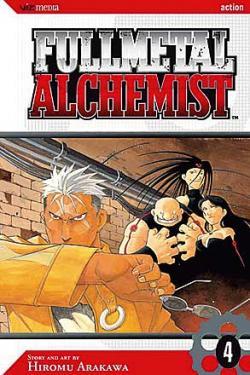 Fullmetal Alchemist Vol 4
