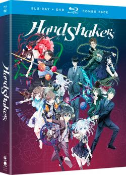 Hand Shakers Complete Series