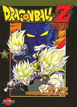 Dragonball Z del 8: De tre androiderna