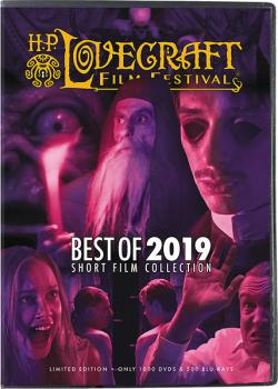H.P. Lovecraft Film Festival: Best of 2019 - short film coll DVD