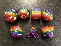 Rainbow Dice