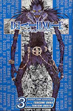 Death Note Vol 3