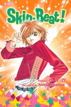 Skip Beat 3-in-1 Vol 7