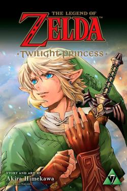 Legend of Zelda Twilight Princess Vol 7