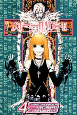 Death Note Vol 4