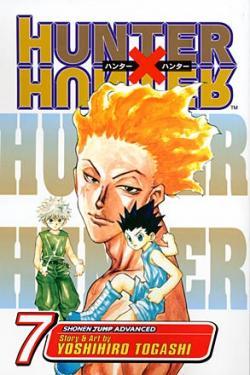 Hunter X Hunter Vol 7