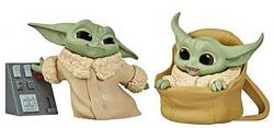 The Child Bounty Collection Figure 2-Pack 6: Speeder Ride & Buttons