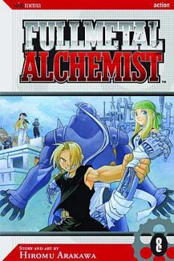 Fullmetal Alchemist Vol 8