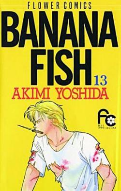 Banana Fish Vol 13