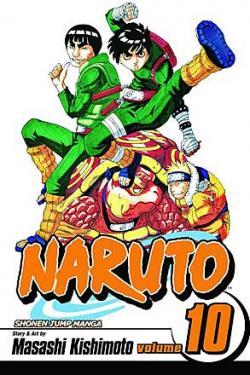 Naruto Vol 10
