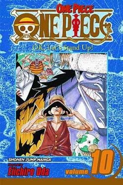 One Piece Vol 10