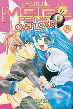 Full Metal Panic Overload Vol 5
