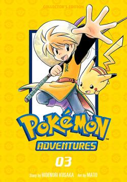 Pokemon Adventures Collector's Edition Vol 3