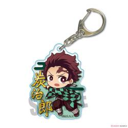 TEKUTOKO Acrylic Key Chain Vol. 4 Kamado Tanjiro (Battle)