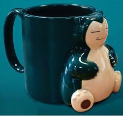 3D Mug Snorlax