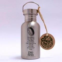 Stainless Steel Eco Bottle One Ring