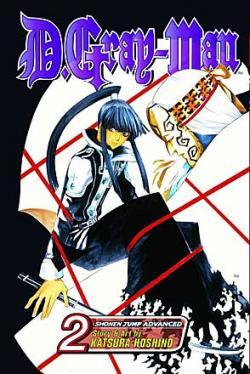 D.Gray-Man Vol 2