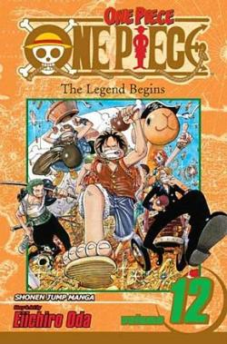 One Piece Vol 12