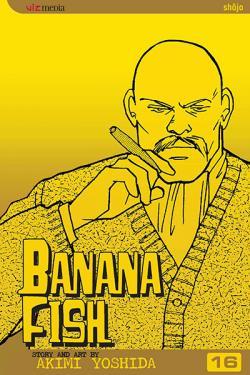 Banana Fish Vol 16