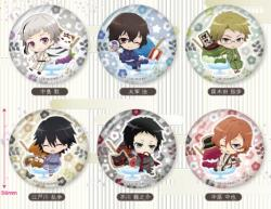 Trading Can Badge Chara Dolce Vol. 2