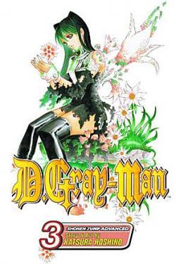 D.Gray-Man Vol 3