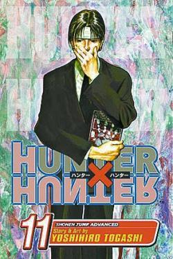 Hunter X Hunter Vol 11